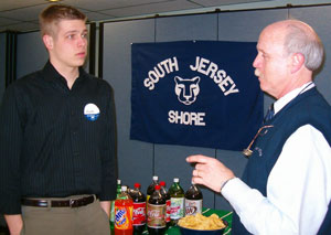 Offer Party 2007_Penn State South Jersey Shore Chapter